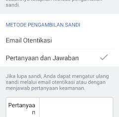 Cara mempassword aplikasi di menu android