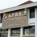 Apa Peran Koperasi dalam Perekonomian Indonesia ?
