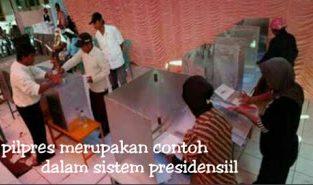 Karangan tentang sistem pemerintahan presidensiil