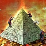 Skema penipuan jenis Ponzi yang mendunia
