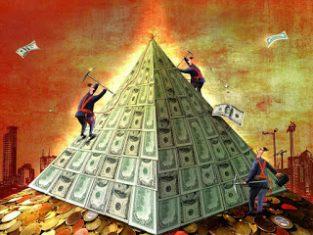 Skema penipuan ala Ponzi yang mendunia