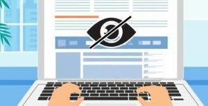 Kegunaan mode penyamaran (incognito browsing) pada browser internet