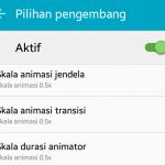 Cara membuat tampilan Layar Android menjadi lebih gesit