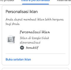 Cara hilangkan sponsor di layar menu pada Android
