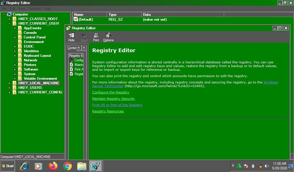 bagaimana sebuah registry mengendalikan sebuah hardware