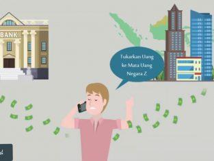 Tahukah kamu, apa yang menyebabkan nilai mata uang suatu negara dapat naik dan turun?