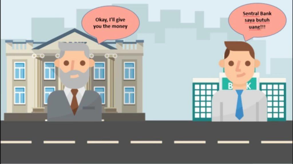 Bagaimana sebuah Uang dapat bekerja ?